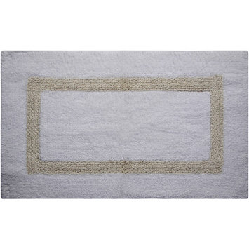 Better Trends Hotel 100 Percent Cotton Bath Rug