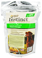 Nature's Variety: Instinct Raw