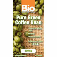 Bio Nutrition Pure Green Coffee Bean 50 Gelcaps