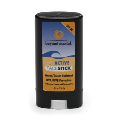 Beyond Coastal Active Face Stick SPF 30 Sunscreen