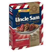 Attune Foods Uncle Sam Whole Wheat Berry Flakes & Flaxseed with Strawberries Cereal