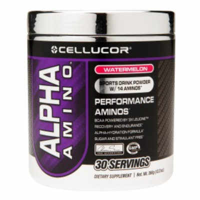 Cellucor - Alpha Amino Performance Aminos Watermelon 30 Servings - 366 Grams