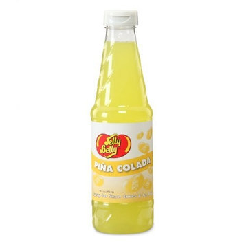 Back To Basics Jelly Belly Pina Colada Syrup