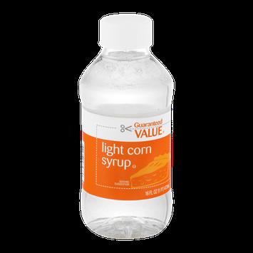 Guaranteed Value Light Corn Syrup