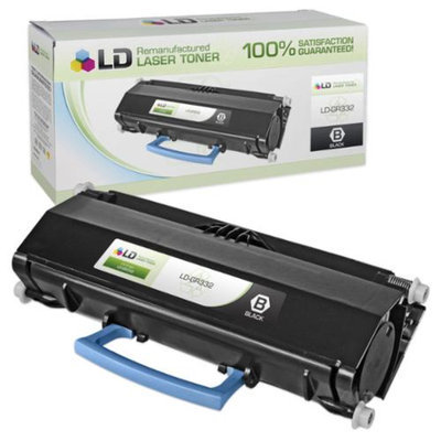 LD Refurbished Toner to replace Dell 310-8707 (GR332) Black Toner Cartridge for your Dell 1720 Laser printer