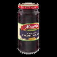 Mezzetta Olives Sliced Greek Kalamata