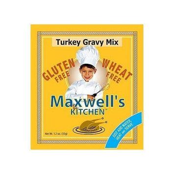 Maxwell's Kitchen Gluten Free Turkey Gravy 12 pack