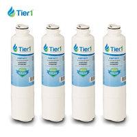 Tier1 Samsung DA29-00020B HAF-CIN/EXP Comparable Refrigerator Water Filter 4 Pack