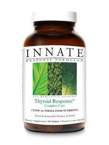 Innate Response Formulas - Thyroid Response Complete Care - 90 Tablets