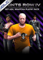Volition Saints Row IV - Hey Ash Watcha Playin? Pack