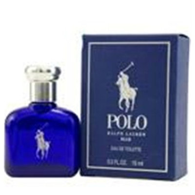 Polo Blue By Ralph Lauren Eau De Toilette .5 oz