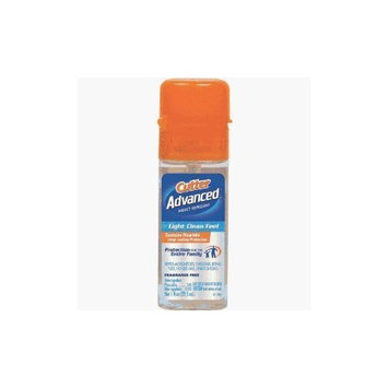 United Abrasives Cutter Advanced Insect Repellent, 1 oz. Pump
