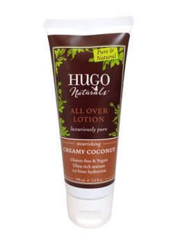 Hugo Naturals - All Over Lotion Nourishing Creamy Coconut - 3.4 oz.