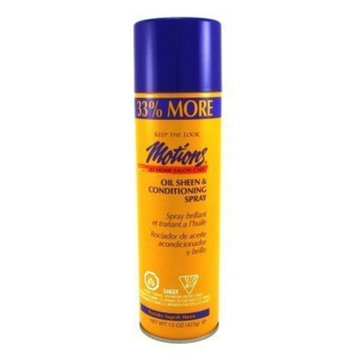 Motions Motion at Home Ouil Sheen Spray 11.2 oz.