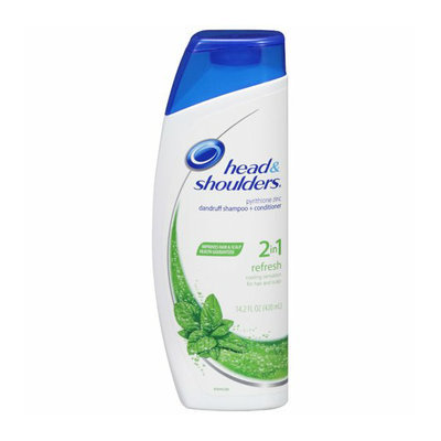 Head & Shoulders : 2 In 1 Refresh Shampoo