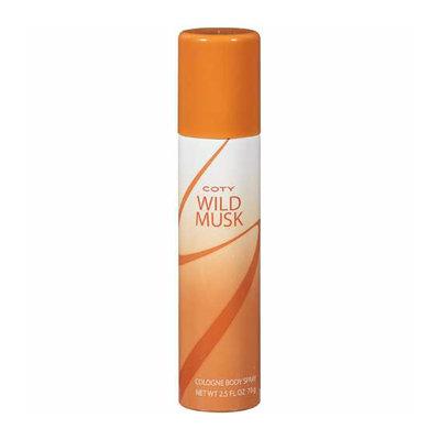 Wild Musk Body Spray