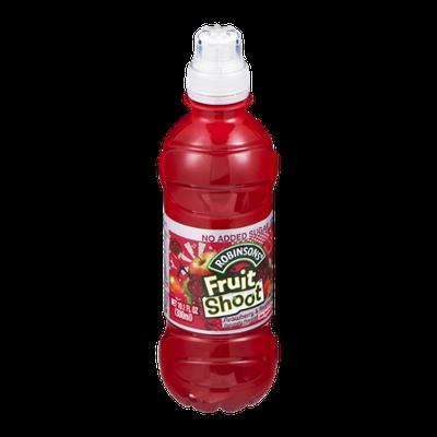 Robinsons Fruit Shoot No Added Sugar Strawberry & Raspberry