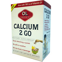 Olympian Labs Calcium 2 Go 30 Packets