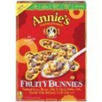 Annie's® Homegrown Fruity Bunnies Cereal