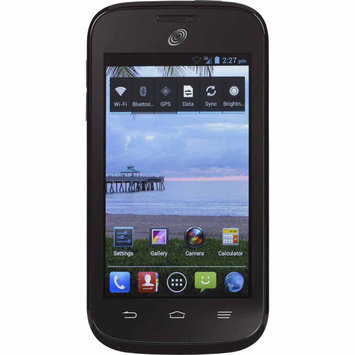 Tracfone Wireless Inc. ZTE Midnight Prepaid Cell Phone