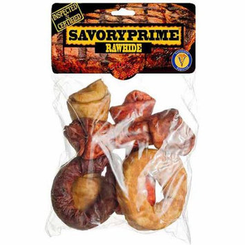 Savory Prime Large Dog Chews Assorted Flavors