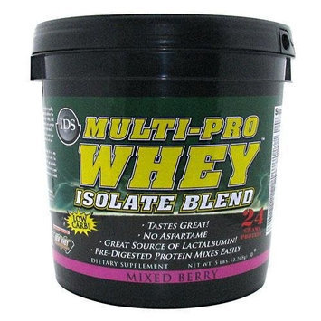 Ids Multi-pro IDS MULTI WHEY BERRY 2LB, 2.4