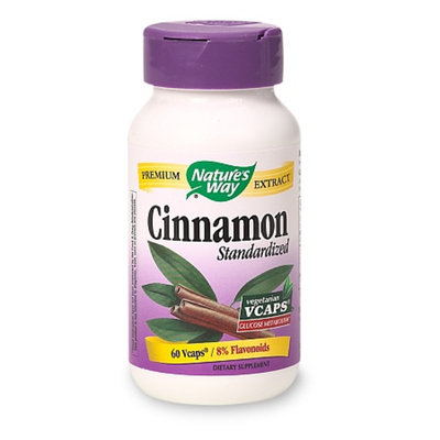 Nature's Way Cinnamon Standarized