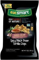 Eatsmart Snacks™ Spicy Black Bean Tortilla Chip