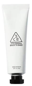 3CE Back To Baby Daily Moisture