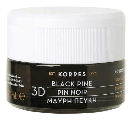 KORRES Black Pine Anti-Ageing, Firming & Lifting Sleeping Facial