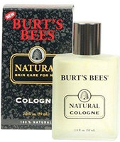 Burt's Bees Natural Skin Care for Men Cologne