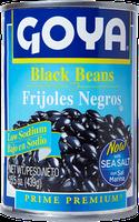 Goya Low Sodium Black Beans