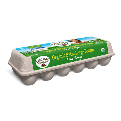 Organic Valley® Extra Large Eggs
