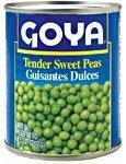 Goya Tender Sweet Peas