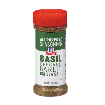 McCormick® All Purpose Seasoning Basil Oregano Garlic