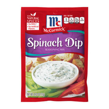 McCormick® Spinach Dip Mix
