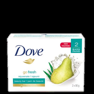 Dove Bar Go Fresh Rejuvenate Pear & Aloe Vera Scent