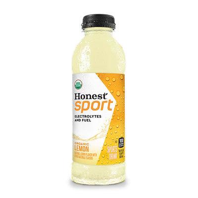 Honest Sport® Organic Lemon