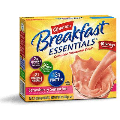 Carnation Breakfast Essentials Strawberry Sensation