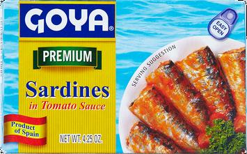 Goya® Sardines in Tomato Sauce