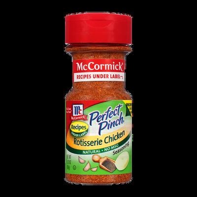 McCormick® Perfect Pinch® Rotisserie Chicken Seasoning