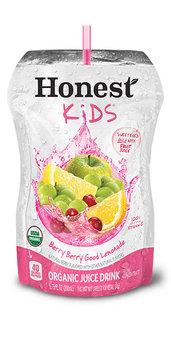 Honest Kids® Organic Berry Berry Good Lemonade