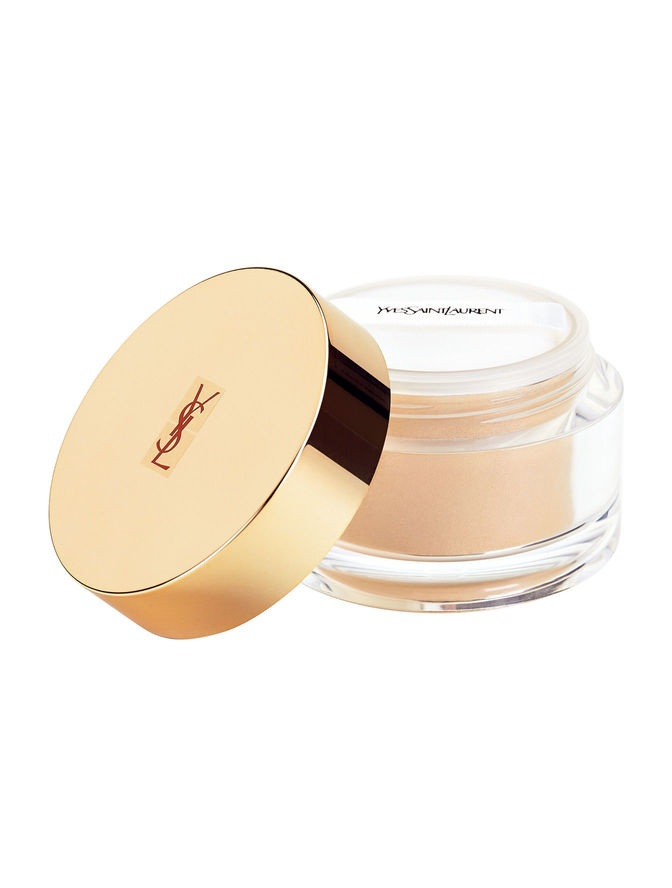 Yves Saint Laurent Souffle D'Eclat Sheer And Radiant Face Powder