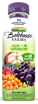 Bolthouse Farms Açai + 10 Superblend Juice