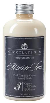 Chocolate Sun Absolute Sun Tanning Cream Face & Body