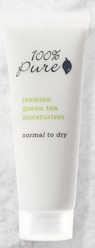100% Pure Jasmine Green Tea Moisturizer