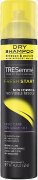 TRESemmé Fresh Start Dry Shampoo Basic Care