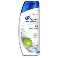 Head & Shoulders Green Apple 2-in-1 Anti-Dandruff Shampoo + Conditioner