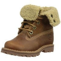 Timberland Six-Inch Faux Shearling Fold Down Boot (Toddler/Little Kid/Big Kid)
