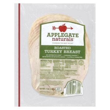 Applegate Farms Applegate Sliced Roasted Turkey Breast 7 oz